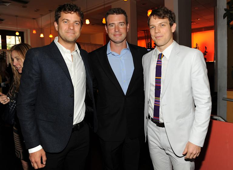 Joshua Jackson, Scott Foley and Jake Lacy