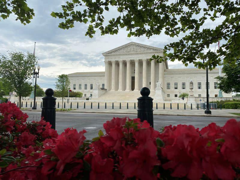 U.S. Supreme Court weighs Oklahoma tribal authority dispute