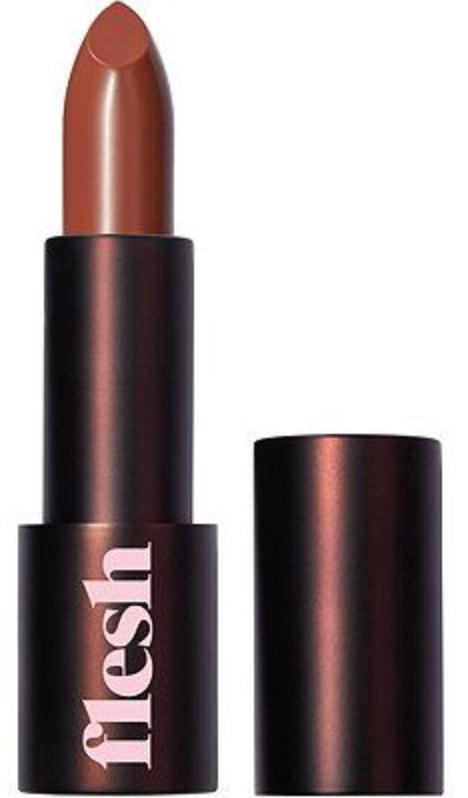 Flesh Beauty Strong Flesh Lipstick in Rosy Beige