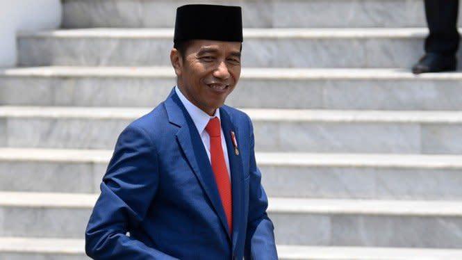 HUT Jokowi, Fadli Zon Beri Selamat: Semoga Lahir Kebijakan Pro Rakyat