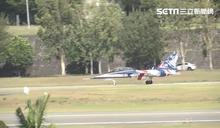 勇鷹號試飛!2024取代F-5戰機