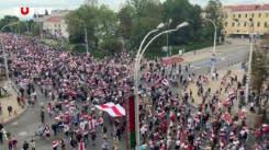 Uni Eropa, Jerman, Inggris menekan Belarusia atas penculikan tokoh oposisi