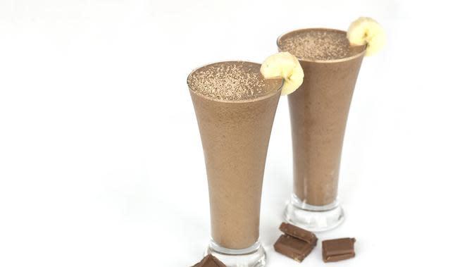 Ilustrasi milkshake cokelat. (Photo by Tesa Robbins on Pixabay)