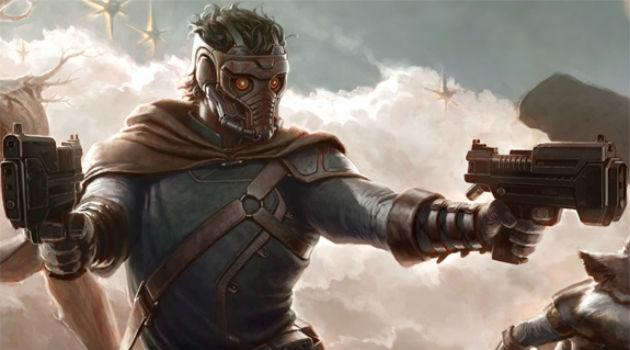 Guardians of the Galaxy will be '95% in space'