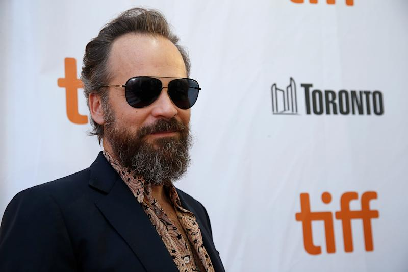 """Actor Peter Sarsgaard arrives for the world premiere of """"The Lie"""" at the Toronto International Film Festival (TIFF) in Toronto, Ontario, Canada September 13, 2018. REUTERS/Mario Anzuoni"""