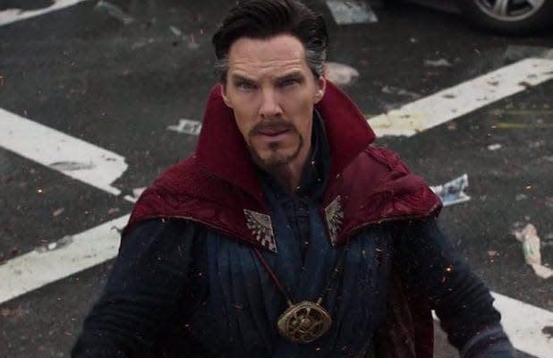 Benedict Cumberbatch to Return as Doctor Strange in 'Spider-Man 3'