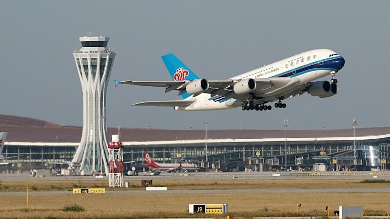 China slashes inbound and outbound international flights in drastic action to curtail imported coronavirus cases