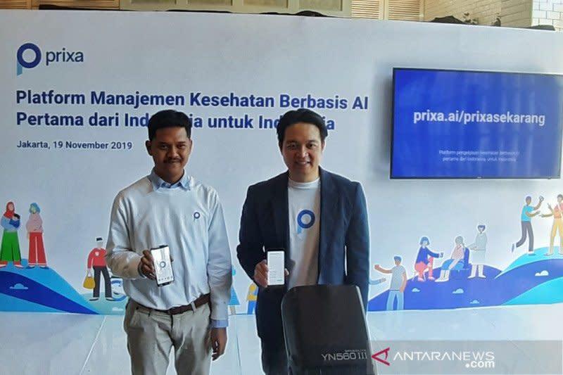 """""""Prixa"""" platform kesehatan berbasis AI dari Indonesia"""