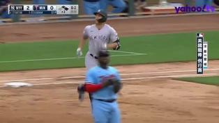 【MLB好球】Stanton炸超大號三分砲 洋基拉開分差