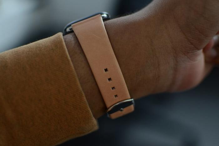 apple watch nomad modern strap 40mm