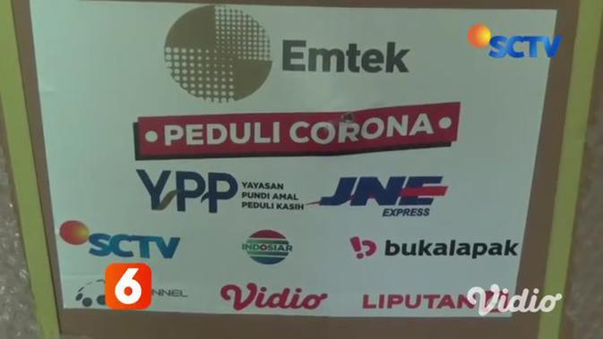 VIDEO: YPP SCTV-Indosiar Serahkan 2 Unit Ventilator ke RSUD Ibnu Sina Gresik