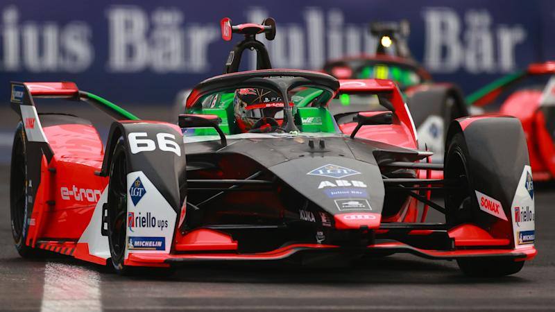 Formula E driver disqualified from virtual race, suspended for letting pro gamer drive for him