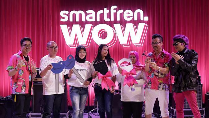 Pemenang Undian Smartfren WOW Tahap Kedua Diumumkan