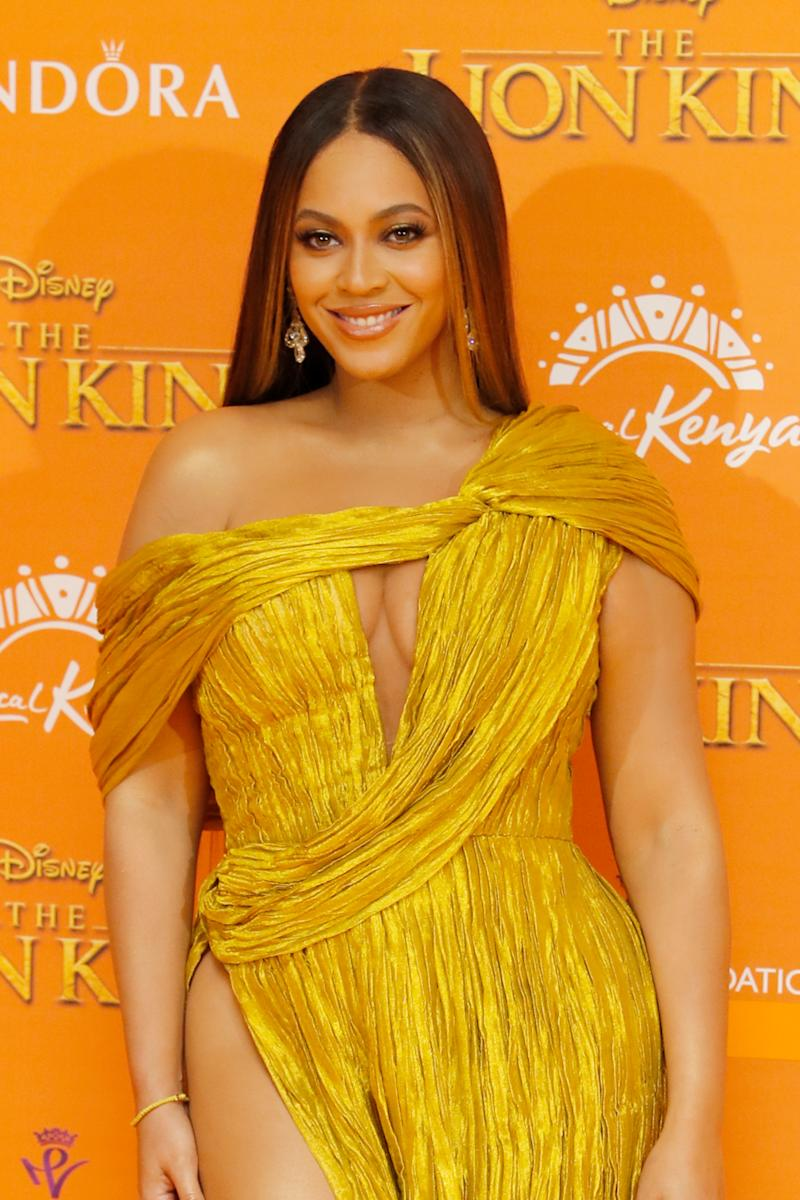 Beyonce's fan shared some eyebrow-raising comments on the photo. Photo: Getty Images