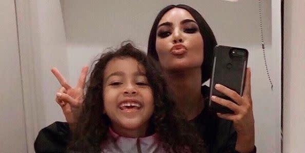 Photo credit: Instagram/Kim Kardashian