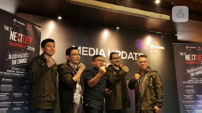7 Desember, Telkomsel Gelar Konferensi Teknologi The NextDev Summit 2019