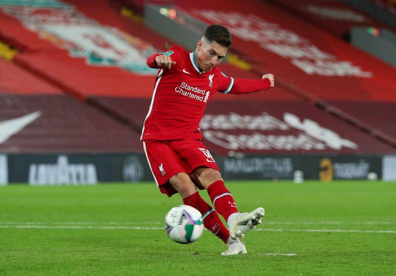 Liverpool's Wilson joins Cardiff City on season-long loan