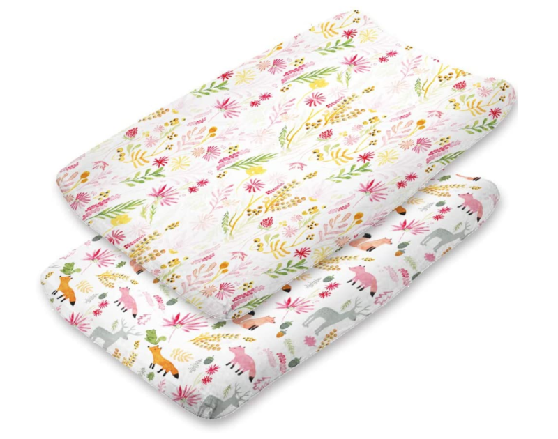 Baby Nursery 2 Pack by Tanofar - available in different prints for both boys and girls.