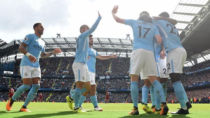 Manchester City 5-0 Liverpool. (AFP Photo/Paul Ellis)