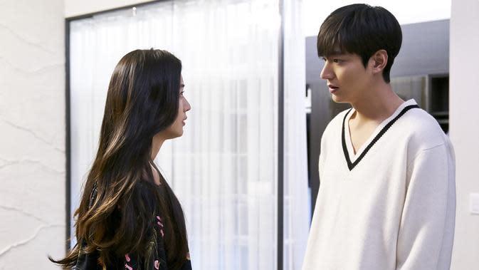 Live Streaming Indosiar Drama Korea Legend of The Blue Sea Episode Selasa, 9 Juni 2020