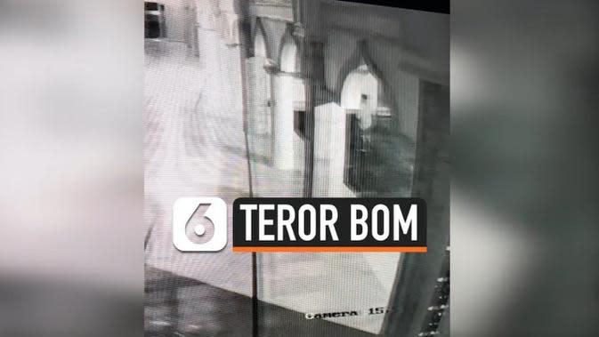 VIDEO: Rekaman Penangkapan Pelaku Teror Bom di Masjid