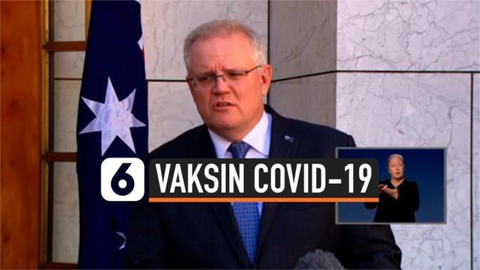 VIDEO: Australia Berikan Pendanaan untuk Vaksin Covid-19
