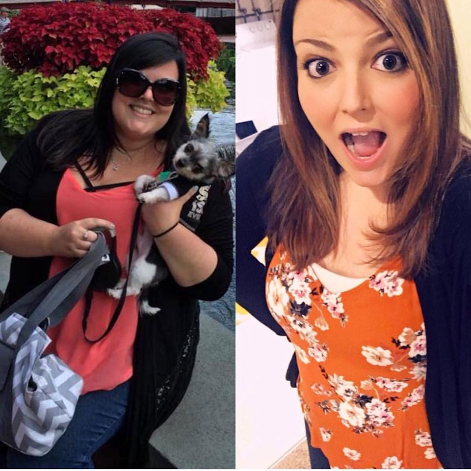 Katie Suffers From PCOS and Was Able to Lose 87 Pounds