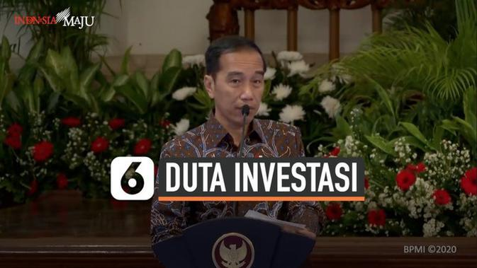 VIDEO: Jokowi Minta Duta Besar RI Jadi Duta Investasi