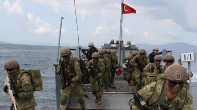 VIVA Militer: Pasukan Angkatan Bersenjata Turki (TSK)