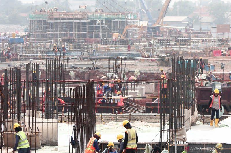 JBIC tinjau progres proyek PLTGU Jawa-1 di Cilamaya