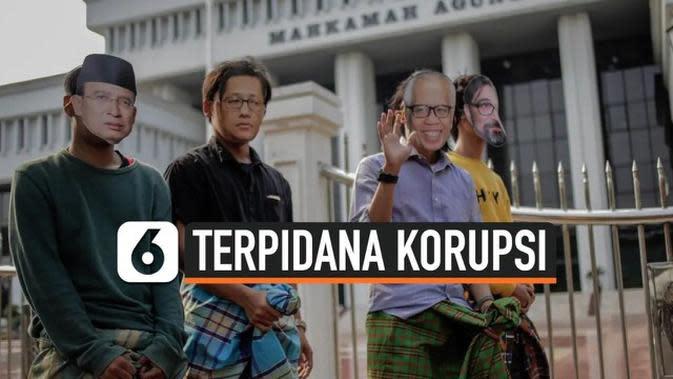 VIDEO: Mahkamah Agung Potong Hukuman 22 Terpidana Korupsi