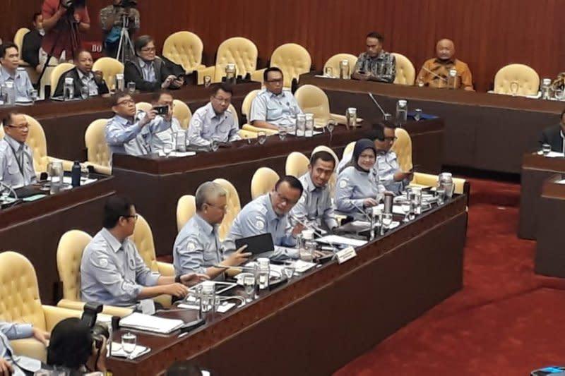Menteri Edhy ungkap 151 posisi masih kosong di KKP