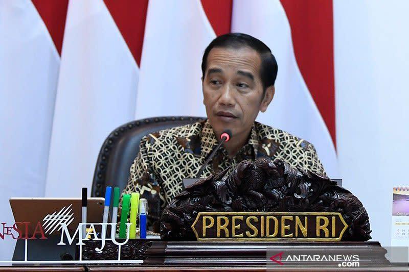 Jokowi: Belanja barang jasa masih gunakan pola pikir lama