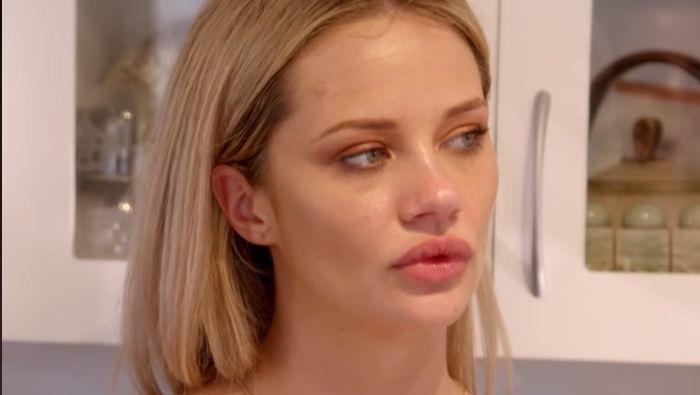 MAFS' Jess has made a surprising admission.