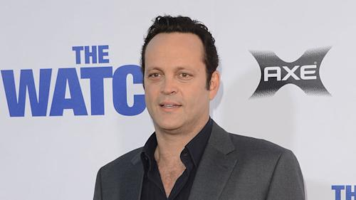 Vince Vaughn Welcomes A Son!