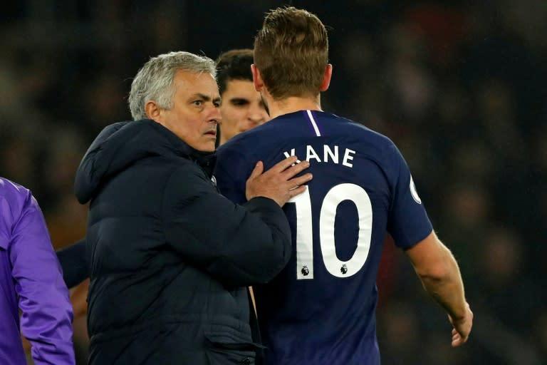 Mourinho confident of landing new Spurs striker for 'non-human' schedule