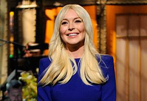 SNL: Lindsay Lohan Plays Pretty, Pretty Princess; Jon Hamm Knocked Up Snooki!