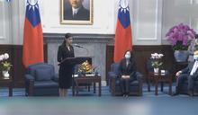 尼國新大使李蜜娜上任 蔡總統重申兩國情誼堅實