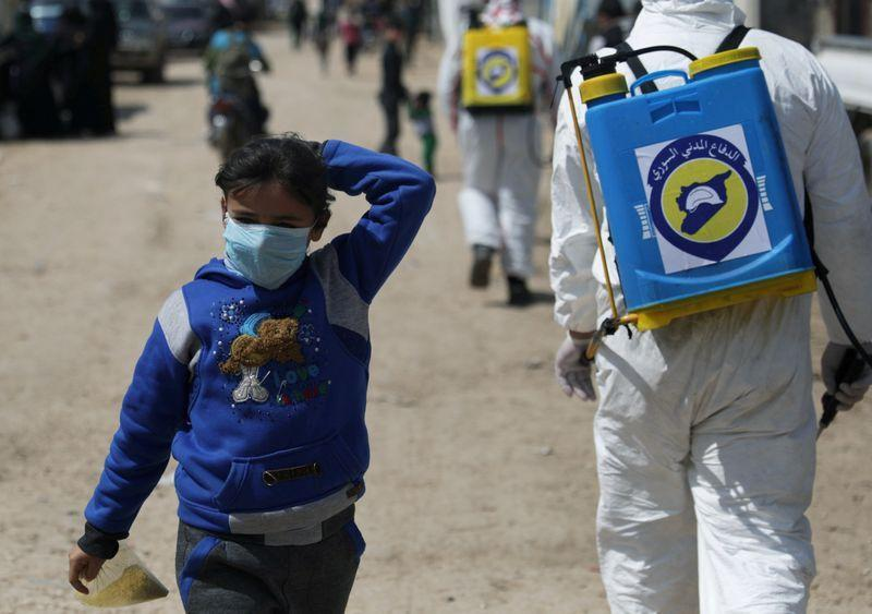 PBB imbau bantuan lebih banyak bagi warga Suriah dalam pertemuan donor virtual