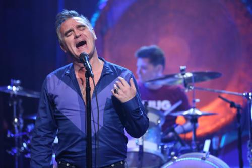 Morrissey Cancels Three More U.S. Shows