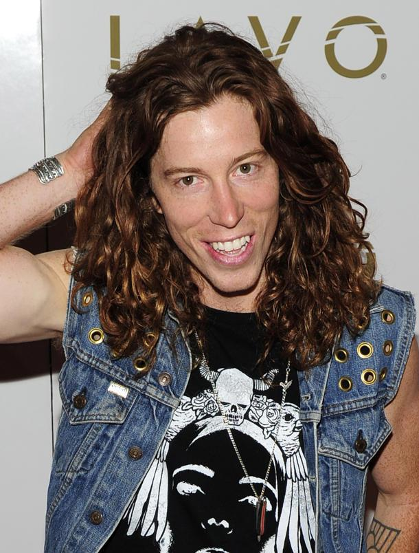 Hear Snowboarder Shaun White Go for the Gold (Record) with His Band's First Single