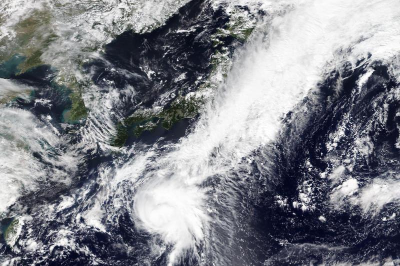 Japan Storm