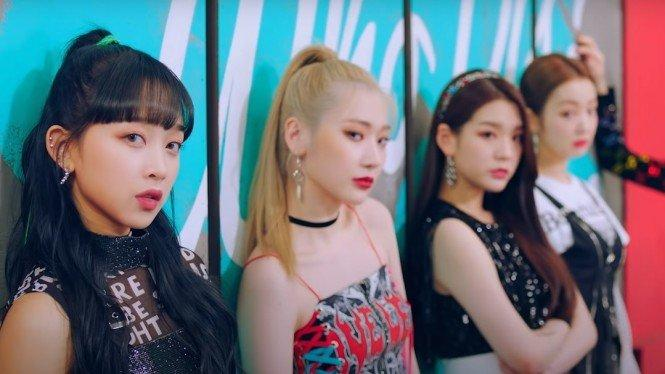 Dita soal Rasanya Jadi Orang Indonesia Pertama Debut Girlband K-Pop