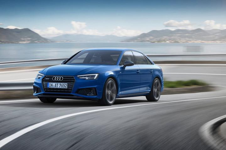 2019 Audi A4 (European-market version)