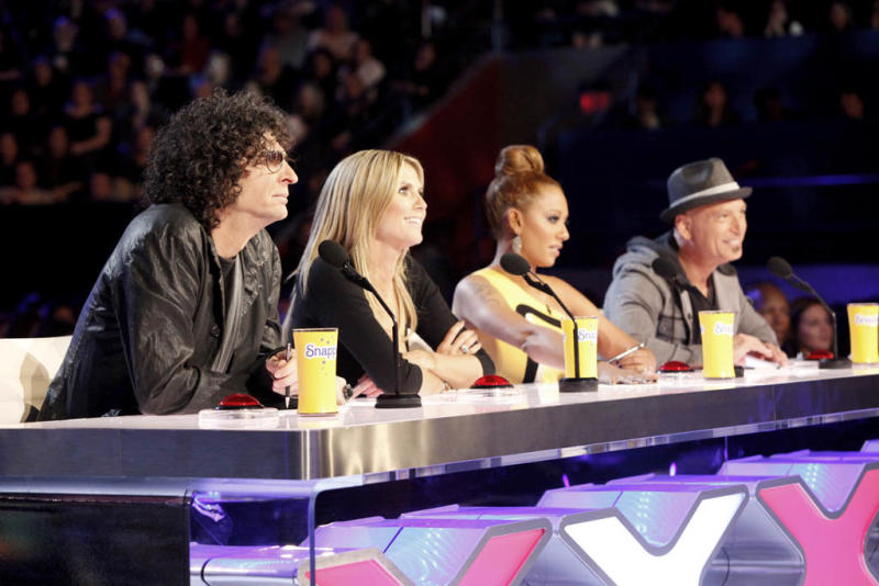Howard Stern Picks His Early 'America's Got Talent' Favorites