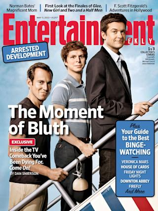 'Arrested Development' Netflix Revival: Like the 'Godfather II' of TV Shows?