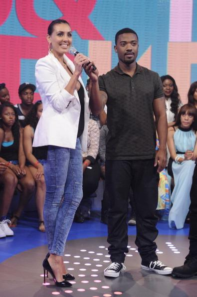 Ray J Parades Kim Kardashian Lookalike on '106 & Park'