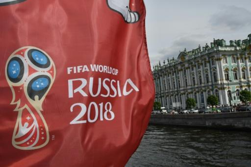 The World Cup kicks off on June 14
