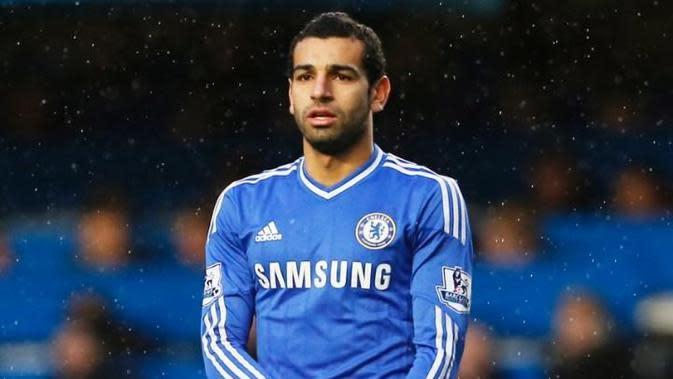 Mantan gelandang Chelsea, Mohamed Salah