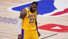連1000場得分雙位數 詹姆斯NBA史上第一人